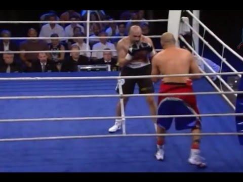 Erkan Teper vs Derric Rossy Full Fight - Teper vs Rossy Full Fight (Promo)