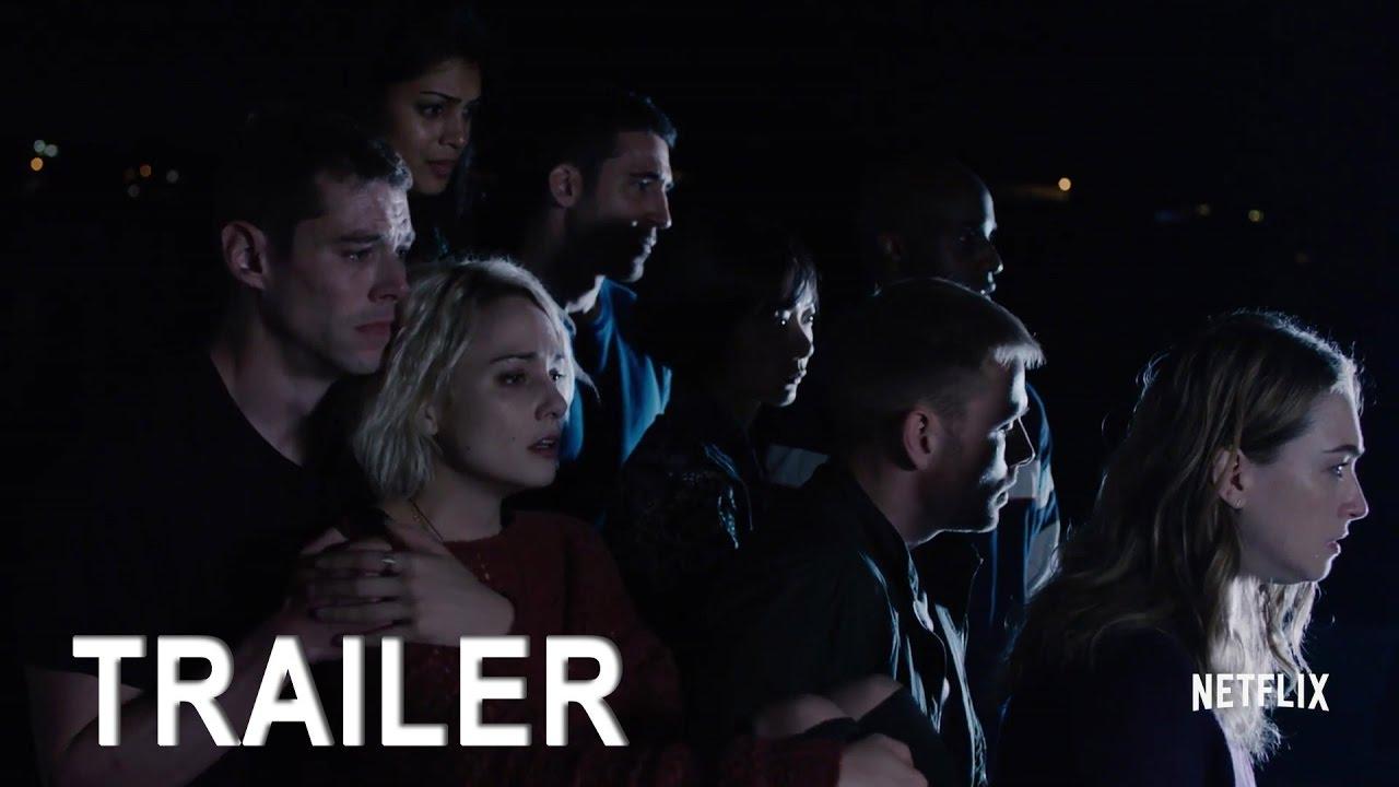 Download Sense8    Season 2 Trailer     Netflix