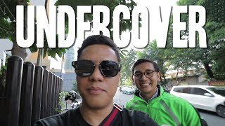 Undercover bareng CEO GoPay