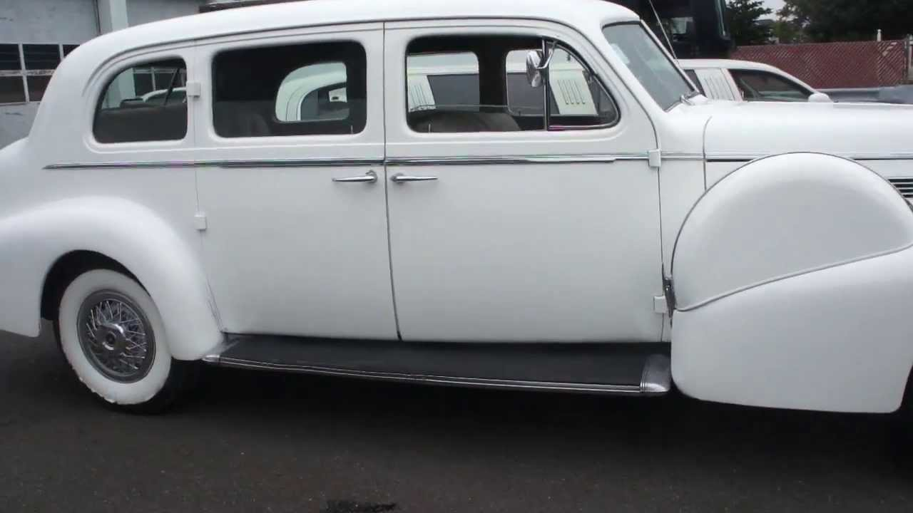 1939 Cadillac Limo Limousine For Sale~350 Crate Motor~Air ...