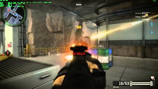 Warface Gameplay PC - Initation Mission Coop as Rifleman - Max Quality Settings Full HD - OSD/FPS