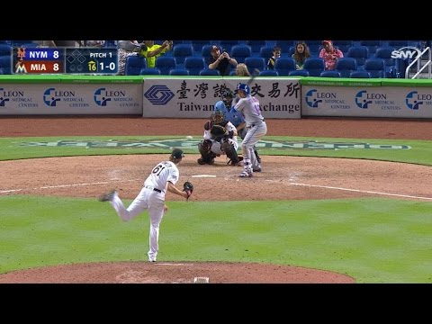 4/13/17: d'Arnaud powers the Mets to...