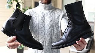How To Style Black Boots This Winter | Black Boot Outfit Inspiration