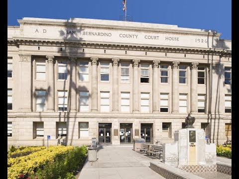 San Bernardino Courthouse Criminal / DUI Lawyer