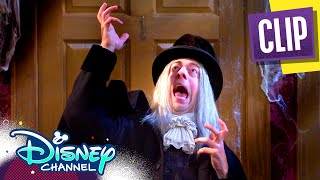 Horror Day Inn 😱| Just Roll With It | Disney Channel