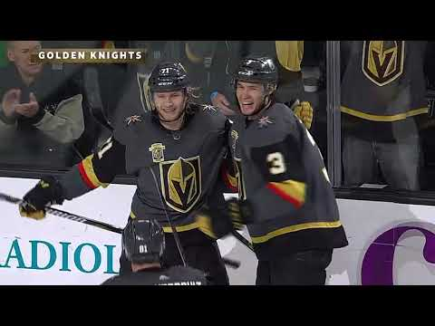 Calgary Flames vs Vegas Golden Knights - March 18, 2018 | Game Highlights | NHL 2017/18