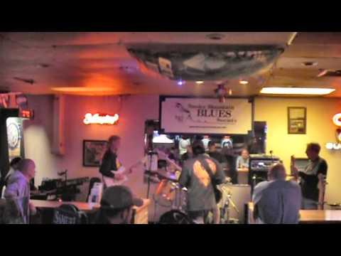 Smoky Mountain Blues Society Jam Session