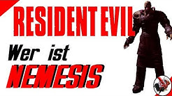 Wer oder Was ist Nemesis? - Resident Evil Lore