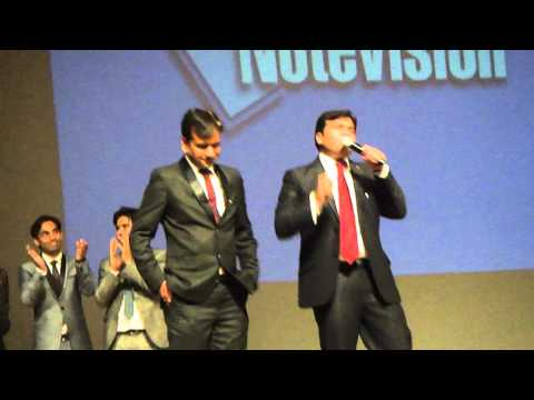 diamond diplomat praveen raj purohit ji at lucknow convention best testimony