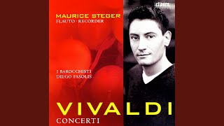 Concerto for Strings & Basso Continuo in G Minor, RV 155: II. Allegro