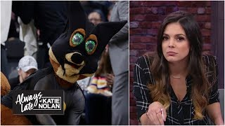 Is the Spurs' bat infestation a conspiracy to help them win games? | Always Late with Katie Nolan