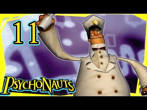 Let's Play Psychonauts Part 11 - Conspiracy Revealed  [Gameplay/Walkthrough]