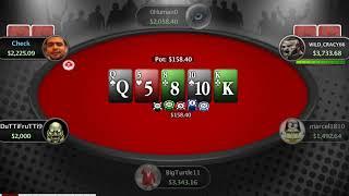 Pokerstars $10/$20 NL Hold