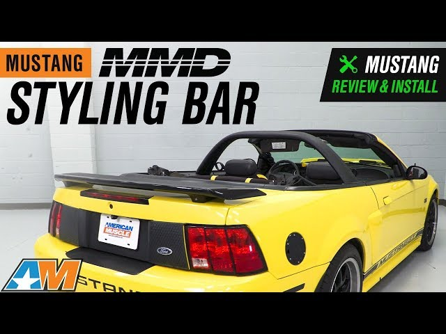 Brand New! 1994-2004 Mustang Convertible Well Liner