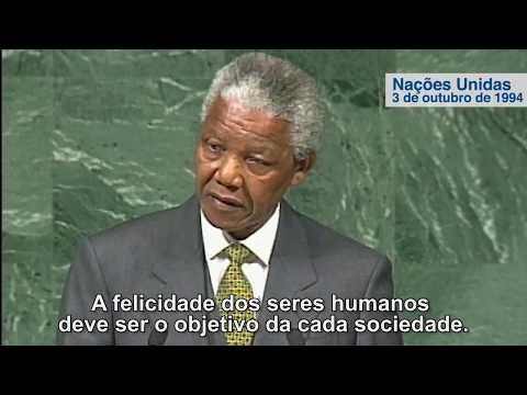 Vídeo:  Dia Internacional de Nelson Mandela