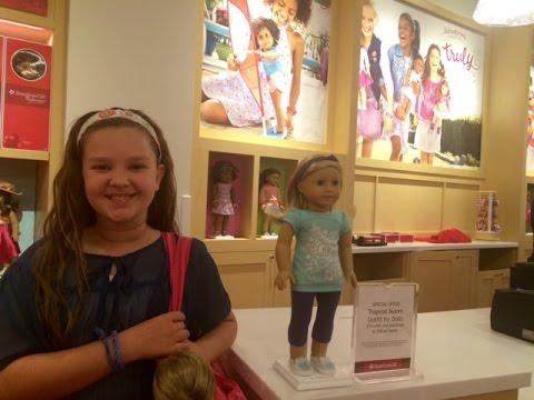 American Girl Store Nashville (Cool Springs) Video Tour