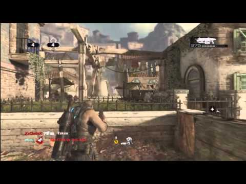 Team Deathmatch Five - Old Town 2 - TheBaffMan's Gears 3 Beta Ultimate Guide