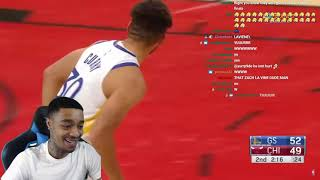 FlightReacts WARRIORS at BULLS | FULL GAME HIGHLIGHTS | December 27, 2020!