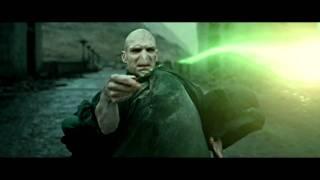 Voldemort's death scene [ HD 1080 ]