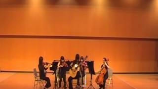 8 五重奏 Vivaldi  Guitar Concerto in D Major