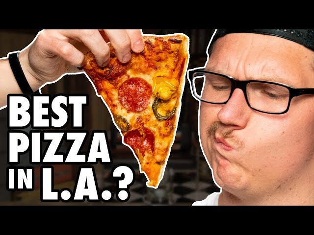 What's the Best Pizza in LA? Taste Test