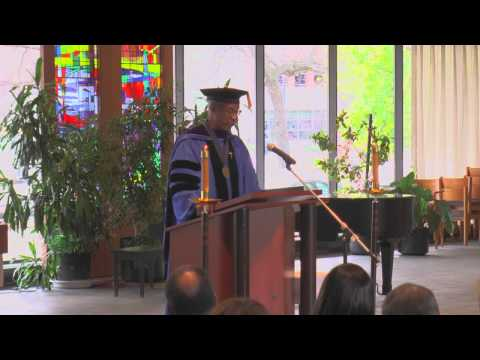 Inaugural Lecture by  Professor Richard Perry Jr.