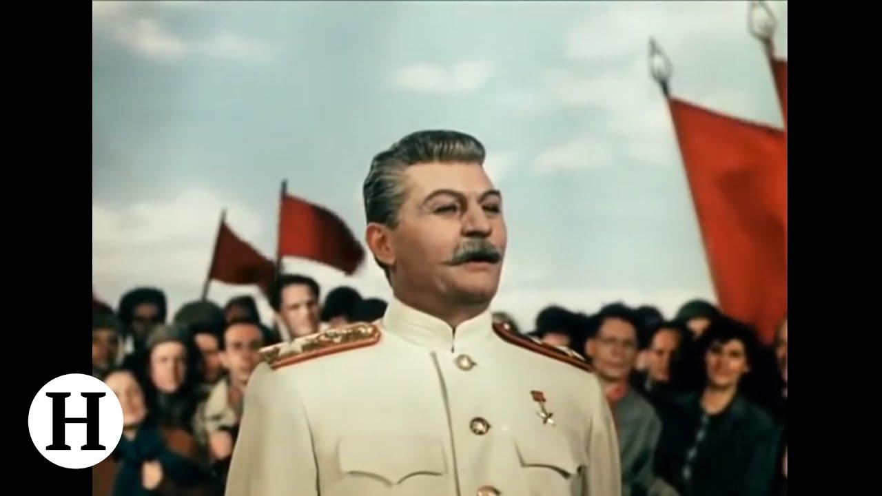 Stalinowska propaganda na przykładzie filmu