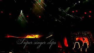 Dhee & Arivu in Super Singer | singing Enjoy Enjaami