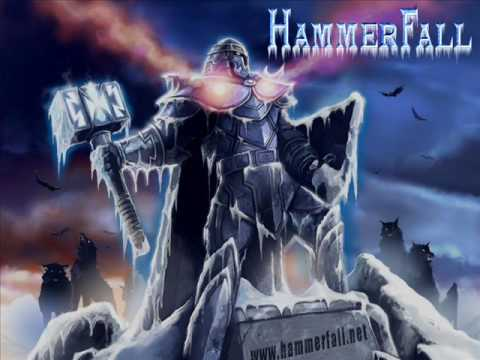 Hammerfall - I want out (Helloween cover) - YouTube