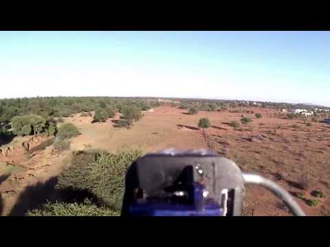 Coming In For Landing: Drone Made in Botswana for Agricultur