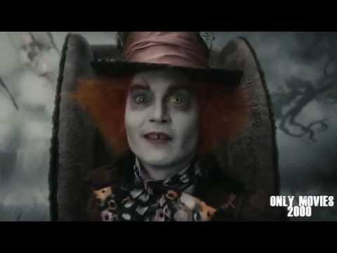 Alice in Wonderland - Tea Party HD