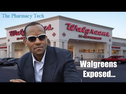 Walgreens Pharmacy Tech spill the beans on bad prescription practices against pain patients