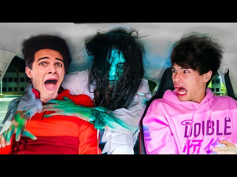 PARANORMAL GHOST PRANK ON FRIENDS!!