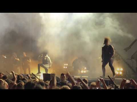 ESKIMO CALLBOY FT. ATTILA live at Impericon Festival in Leipzig [CORE COMMUNITY ON TOUR]