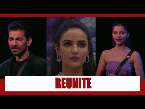 Bigg Boss 14 Weekend Ka Vaar:Jasmine,Abhinav & Rubina decide to give their friendship another chance