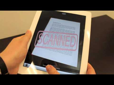 DocScanner 6 iOS - Scan Automatically To Evernote Notebooks
