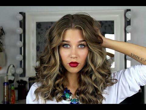 Укладка для коротких волос/How I Style My Short Hair