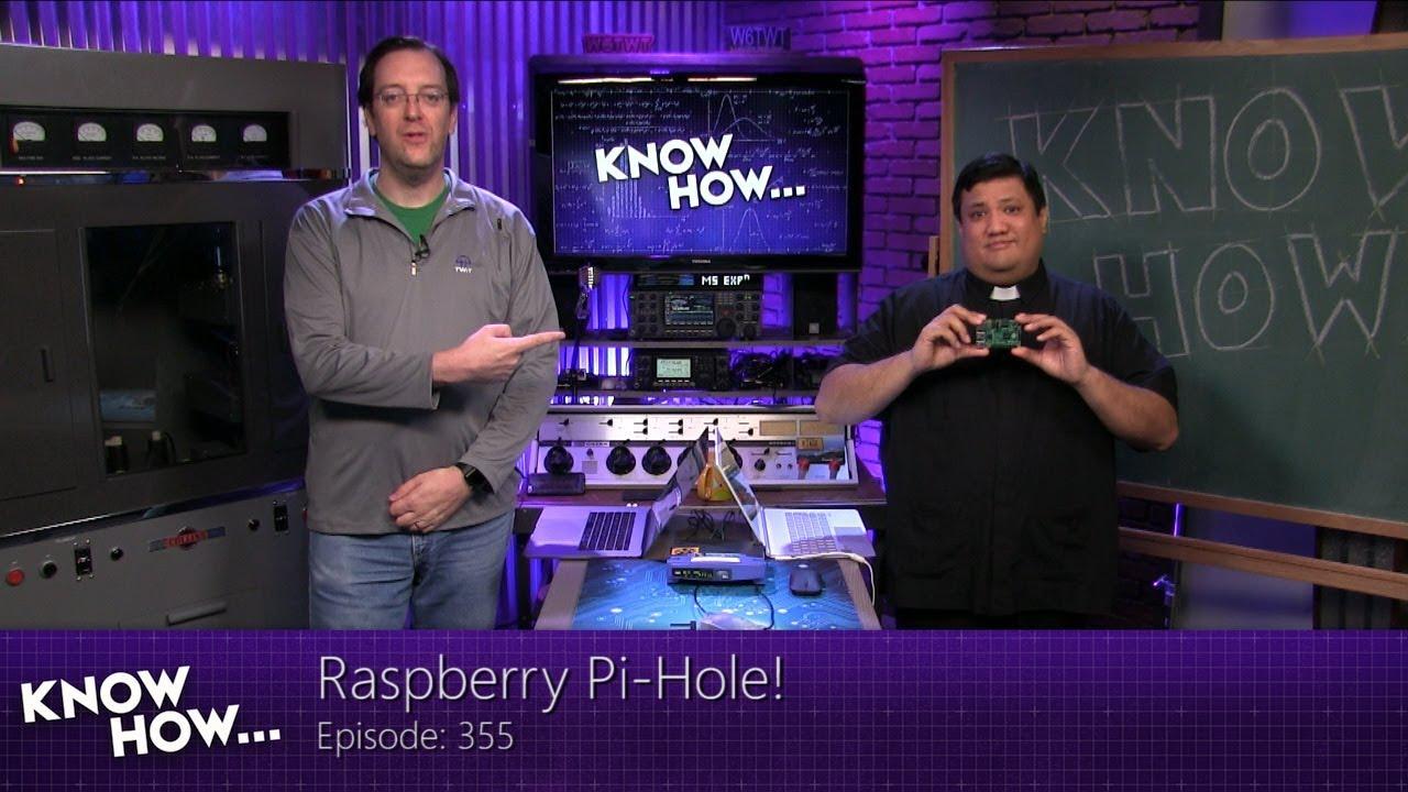 Raspberry Pi-Hole!