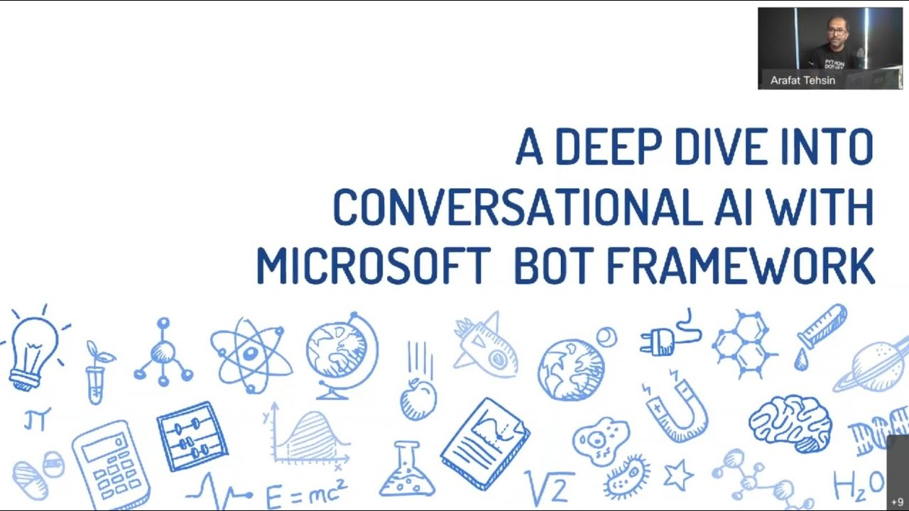 A deep dive into Conversational AI with Microsoft Bot Framework