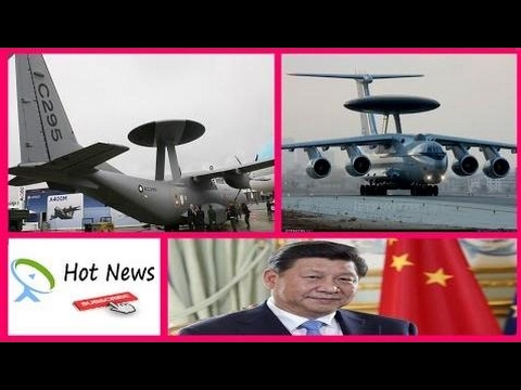 Beijing deploys AWACS aircraft near SOUTH CHINA SEA