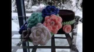 видео Knit by Heart- это дизайнерские вязаные вещи ручной работы.
