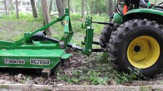 John Deere/Frontier - Rotary Cutter (Brush Hog) - (Part 1 of 3)