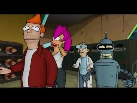 futurama the lost adventure game