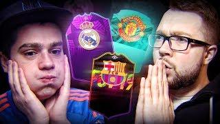 УГАДАЙ КЛУБ ПО ТИПУ КАРТОЧКИ в FIFA 19! vs. JETFIFA