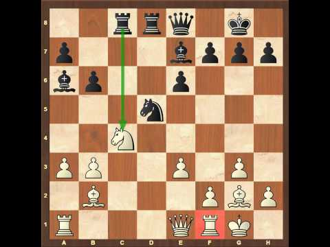 Condsidering opponent's initiative when under threat in chess