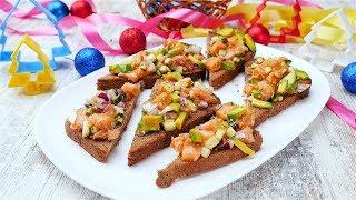 Закуска с авокадо - Рецепты от Со Вкусом