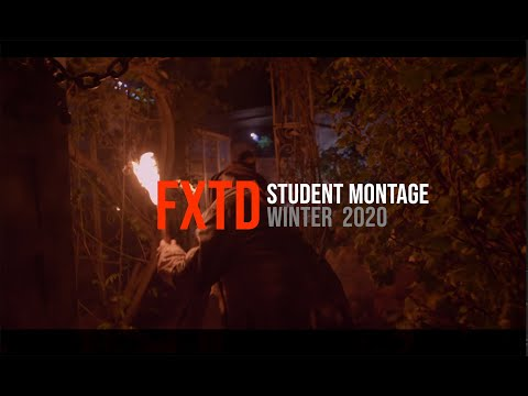 Effects Technical Director (FXTD - Houdini) Program - Student Montage - Winter 2019