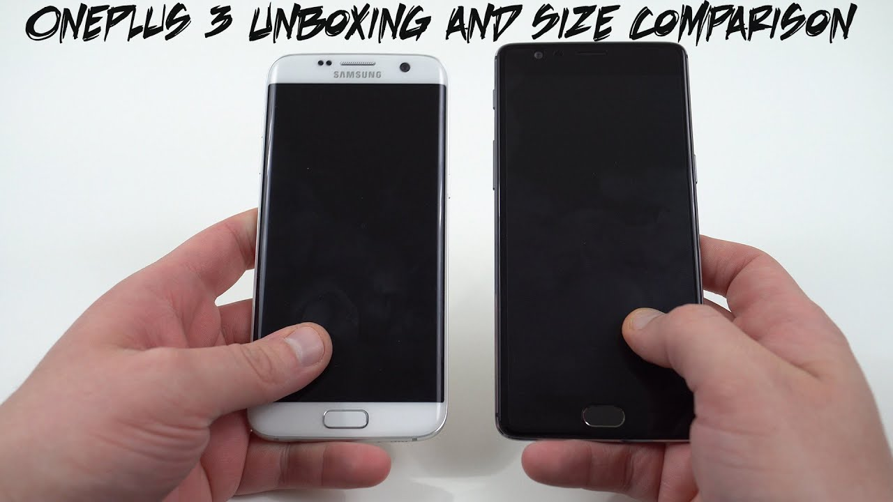 ONEPLUS ONE VS IPHONE 6S