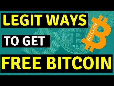 4 Ways To Earn Free Bitcoin - 100% Free & Available Worldwide 🔥🔥🔥