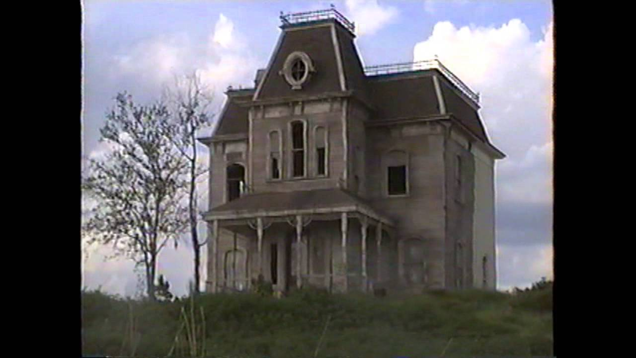Psycho House At Universal Studios Fl 1991 Youtube